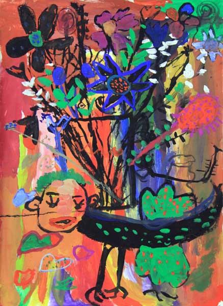 Ежегодная выставка-конкурс Весенняя палитра -2019 в Сочинском художественном музее