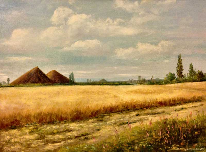 Выставка художников Донбаса в Сочинском Художественном музее