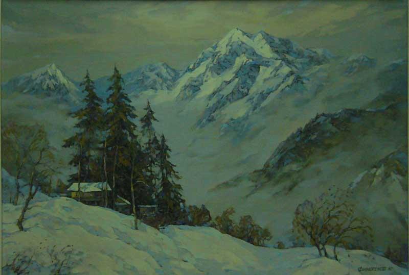 выставка «Современные художники Сочи» из коллекции музея едет в столицу