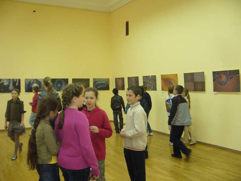 Земля в иллюминаторе - выставка Сочинского Художественного музея