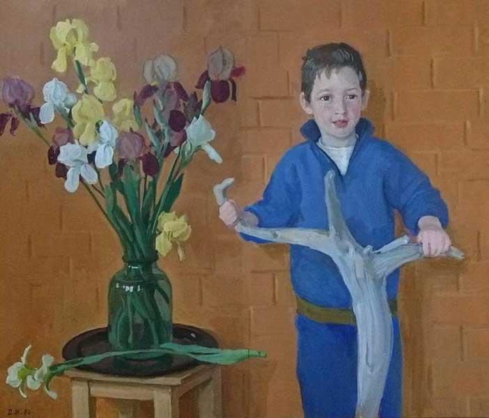 Дмитрий Жилинский в Сочинском Художественном музее
