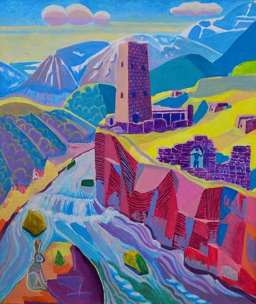 Выставка художников из Адыгеи Искусство без границ в Сочинском художественном музее