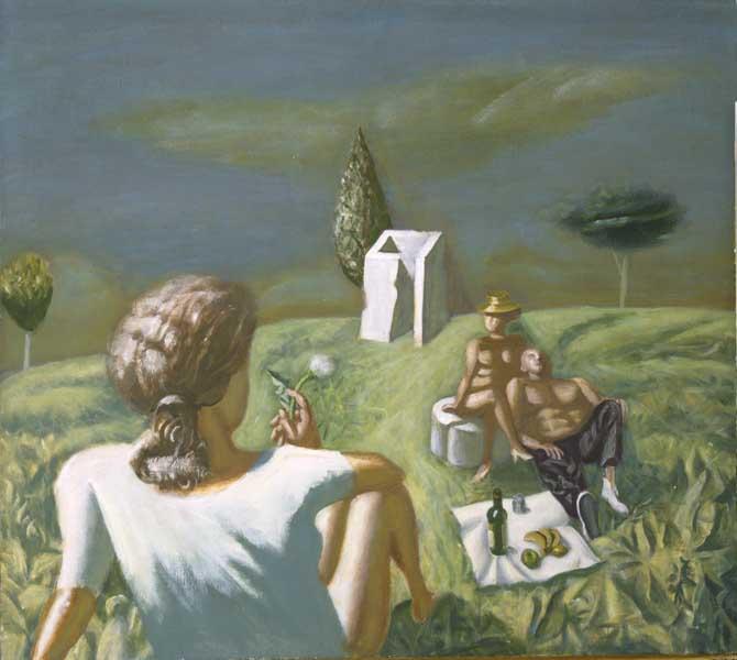Персональная выставка Евгения Бачурина (1934-2015) Одиночество души в безмолвном пейзаже в Сочинском Художественном музее