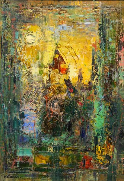 Персональная выставка народного художника России Виталия Коробейникова