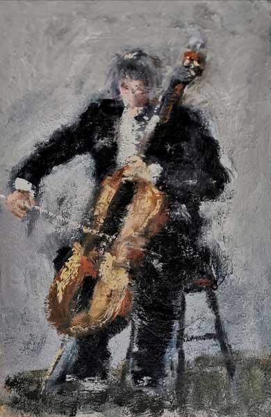 Персональная выставка живописи Алексея Муравьёва (Сочи) 50 оттенков жизни вСочинском Художественном музее