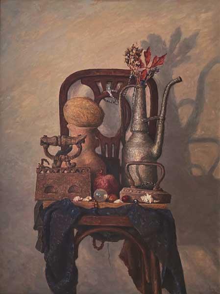 Выставка Русский натюрморт: художники России 1930-2010. Коллекция Александра Новиченко в Сочинском Художественном музее