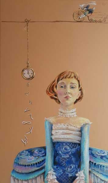 Персональная выставка Ольги Осиповой в Сочинском Художественном музее
