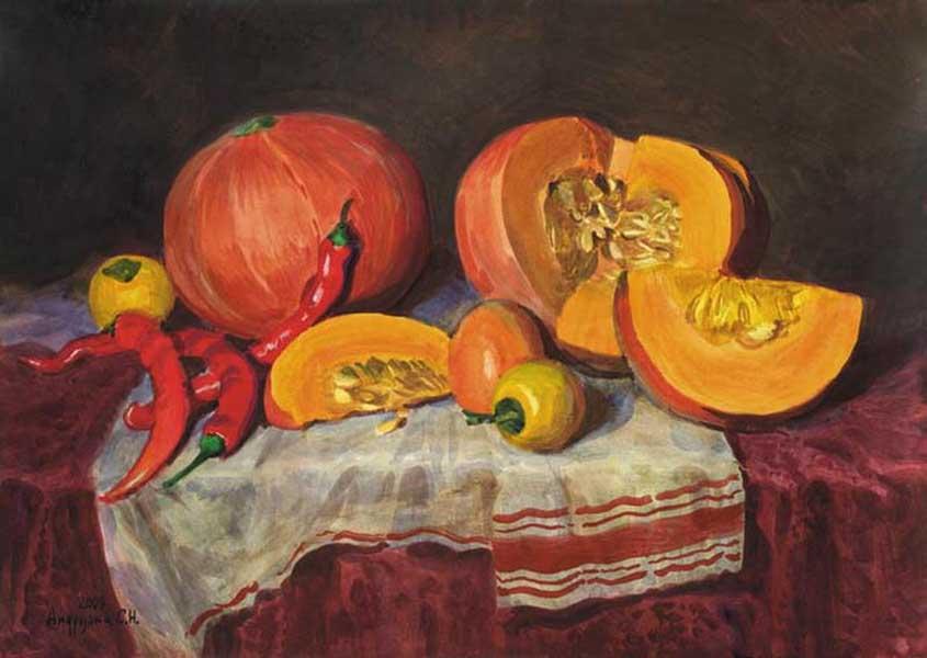 Выставка, экспонируемая в залах Сочинского художественного музея, организована совместно с экспертными организациями, которые ведут программы Сириуса в области изобразительного искусства.
