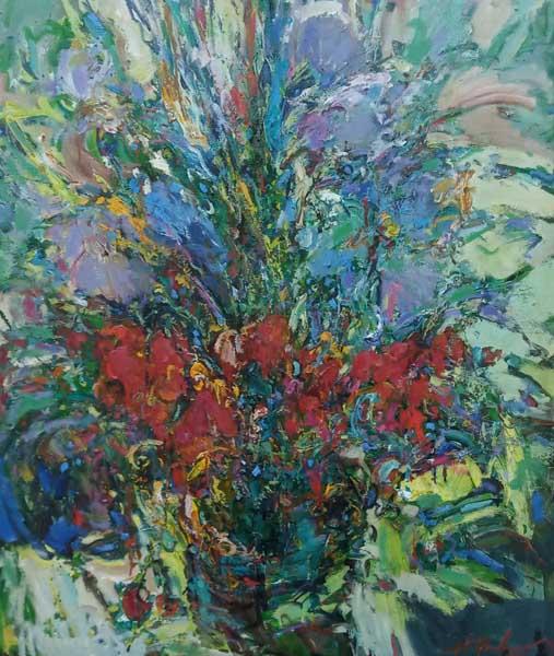 Ежегодная отчётная выставка Сочинского отделения Союза Художников России