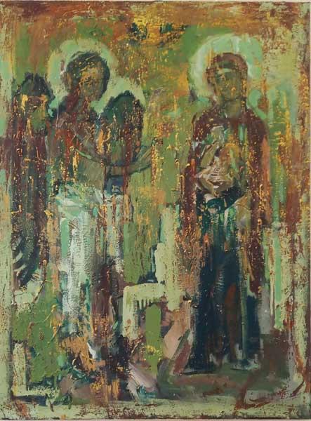 Выставка сочинских художников Свет и мир в Сочинском Художественном музее